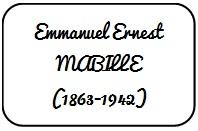 Emmanuel Ernest MABILLE