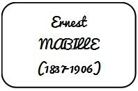 Ernest MABILLE