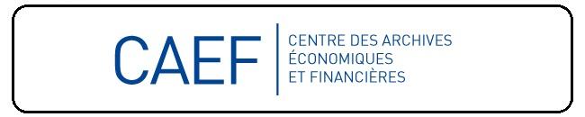 Centre des Archives Économiques et Financières