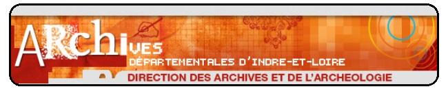 Archives départementales d'Indre-et-Loire (37)